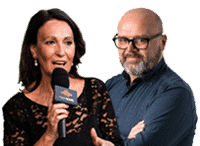 Rita Nigrelli e Paolo Finetto