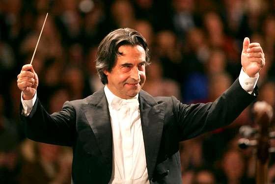 Riccardo Muti sul podio dell'Orchestra Giovanile Luigi Cherubini, il 28 e 29 maggio al Municipale