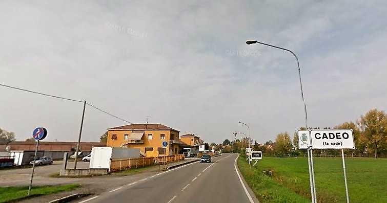 Nuova illuminazione pubblica per il comune di cadeo e semaforo a