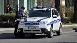 Polizia Locale in centro storico