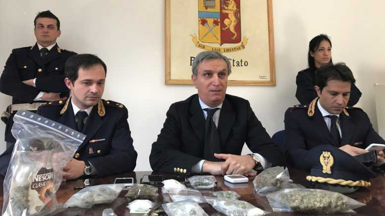 Blitz sulla nave Salerno-Palermo: sequestrati 110 chili di cocaina