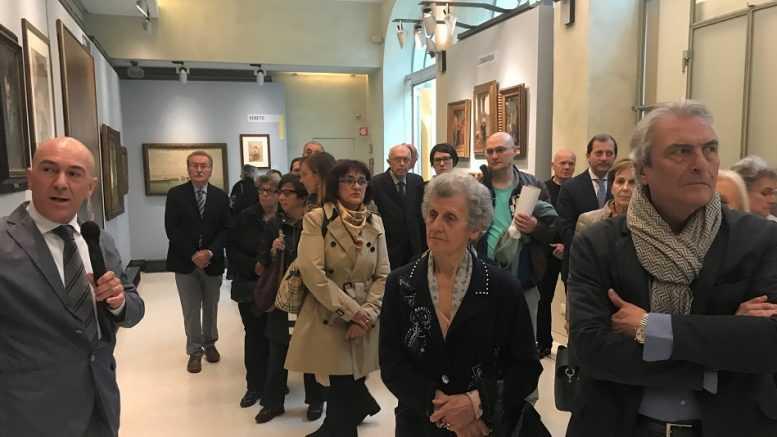 I capolavori dell 39 800 escono dai depositi della galleria ricci oddi mostra a palazzo galli - Ricci casa piacenza ...