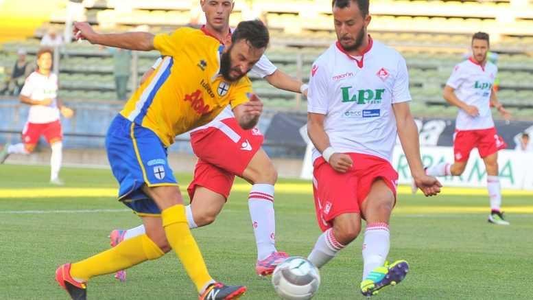 Piacenza, Franzini prima del Parma: