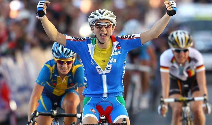 Europei Ciclismo, Giorgia Bronzini si deve arrendere solo a Marianne Vos