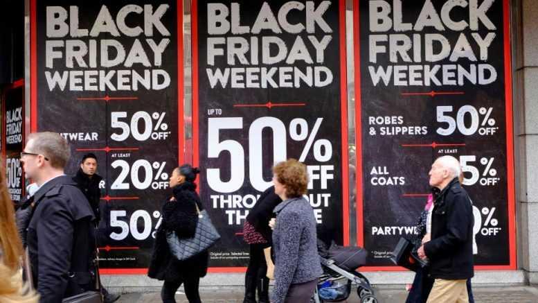Il Black Friday: sconti e promozioni