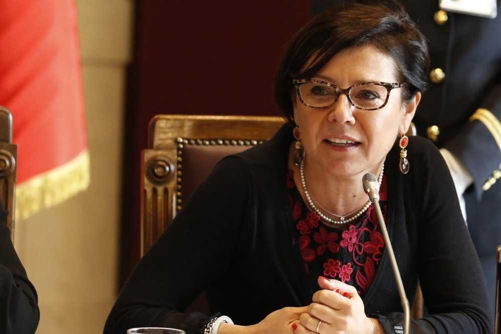 Paola de micheli pd nella commissione bilancio della for Commissione bilancio camera
