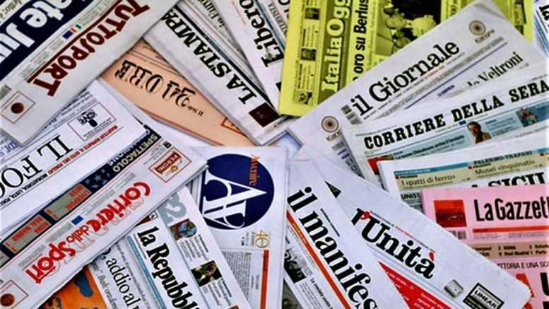 Quotidiani in comune l 39 ufficio stampa scelta nostra for Giornali arredamento casa