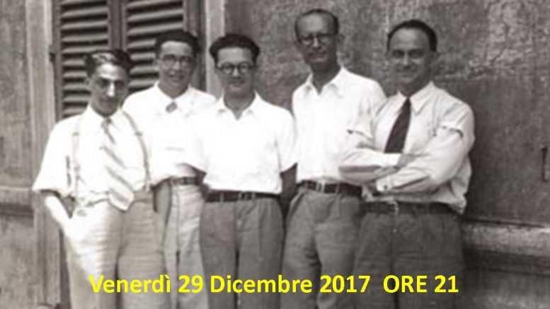 ettore majorana  Spazio Tesla dedica una serata a Ettore Majorana, il 29 dicembre al ...