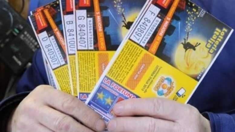 Lotteria Italia, 5 premi da 50mila euro in Toscana