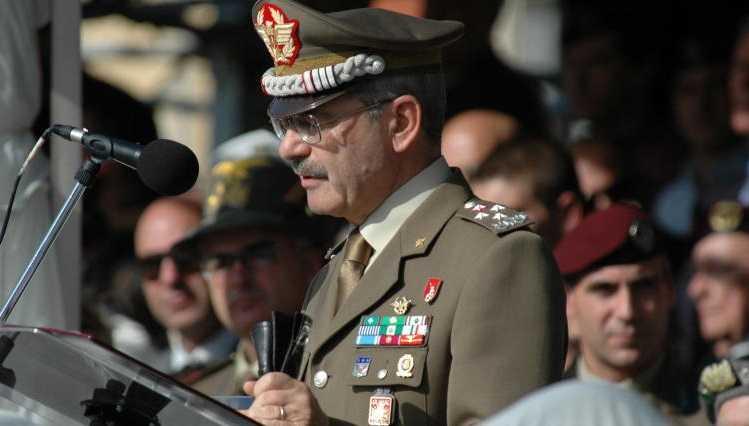 Esercito, morto il generale Castagnetti