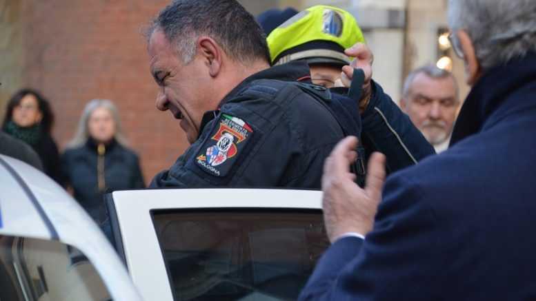 Piacenza, corteo anti-Casapound: scontri con polizia