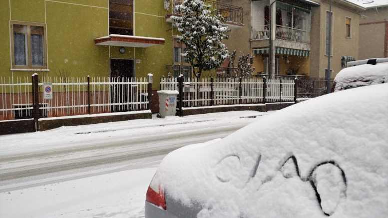 Previsioni meteo: dopo la nevicata arriva l'allarme per il gelicidio