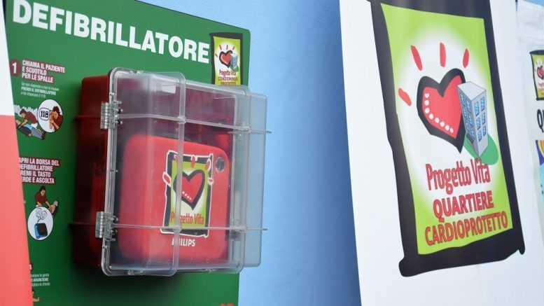 Defibrillatore Progetto Vita