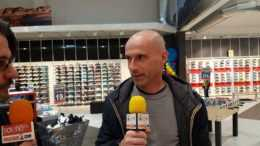 Arnaldo Franzini dopo Cuneo - Piacenza