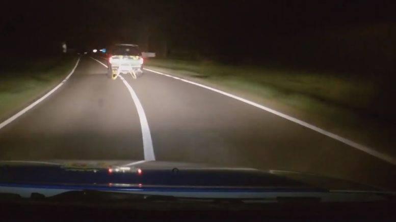 Inseguimento di Metronotte Piacenza furto
