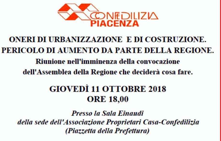 Confedilizia Piacenza 2