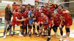 Gas Sales Piacenza Volley 31.10.18
