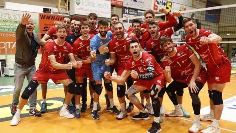 Gas Sales Piacenza Volley 31.10.18
