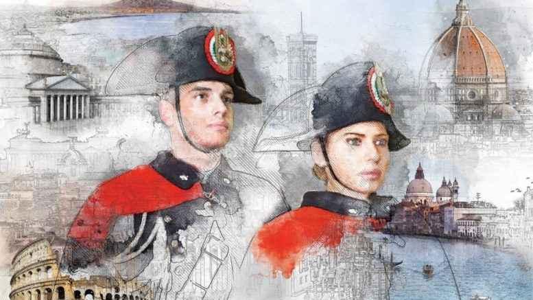Calendario Carabinieri Dove Si Compra.Presentato Il Calendario Dell Arma Dei Carabinieri 2019