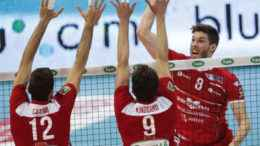 Gas Sales Piacenza Volley Klobucar