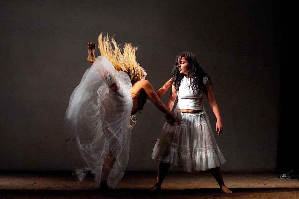 danza contemporanea InSincronia
