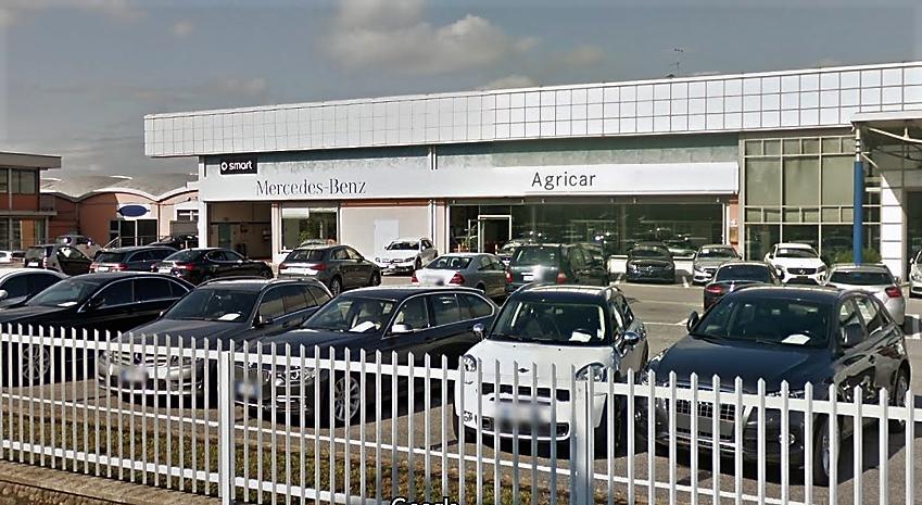 Gruppo Bossoni Automobili vicino all'affitto di Agricar