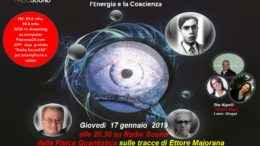IT FROM BIT 17 gennaio, Ettore Majorana
