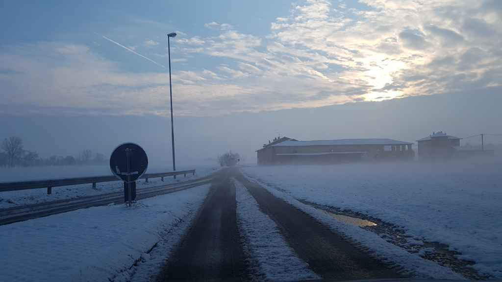 Neve Piacenza, Precipitazioni nevose nel piacentino