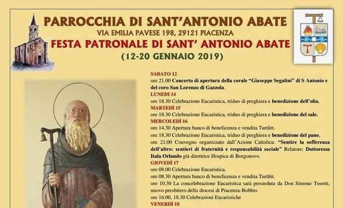 Sagra di S. Antonio a Trebbia