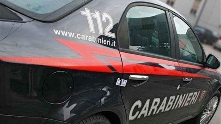 Carabinieri feriti