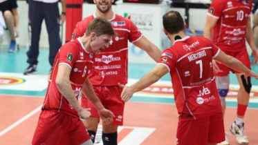 Piacenza batte Reggio Emilia, semifinale coppa Italia