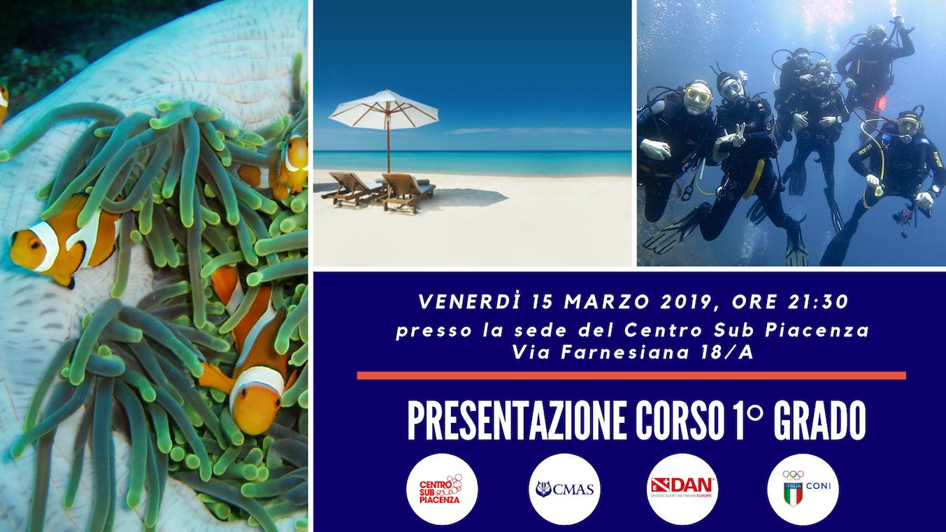Centro sub piacenza al via i corsi dal 15 marzo 2019 - Corsi cucina piacenza ...