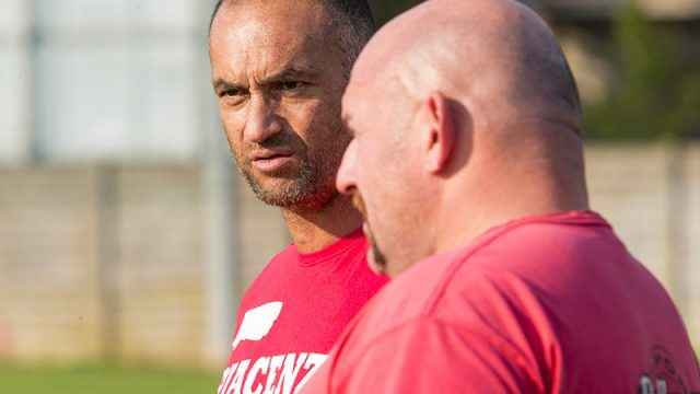 Kelly Rolleston Piacenza Rugby