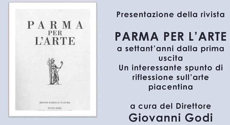 Parma per l'arte