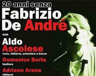 20 anni senza Fabrizio De André