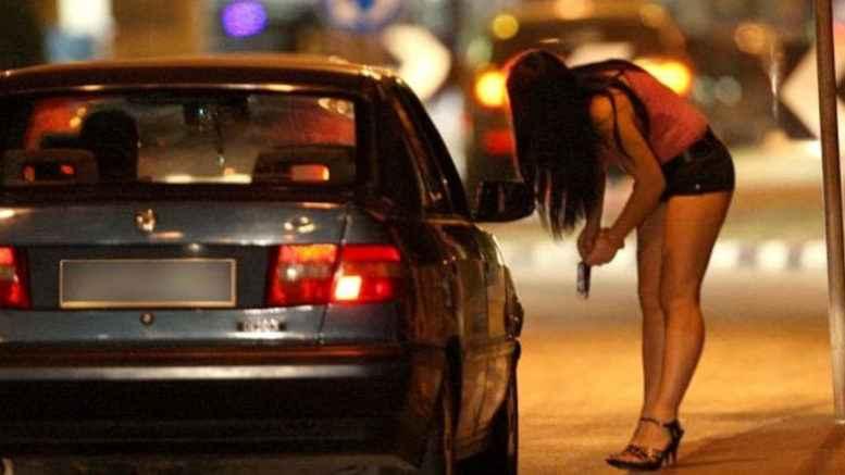 Prostituzione sulle strade
