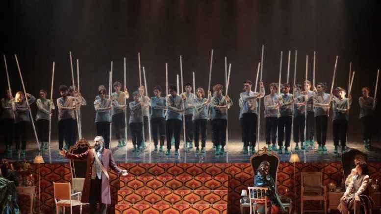 Serse di Händel