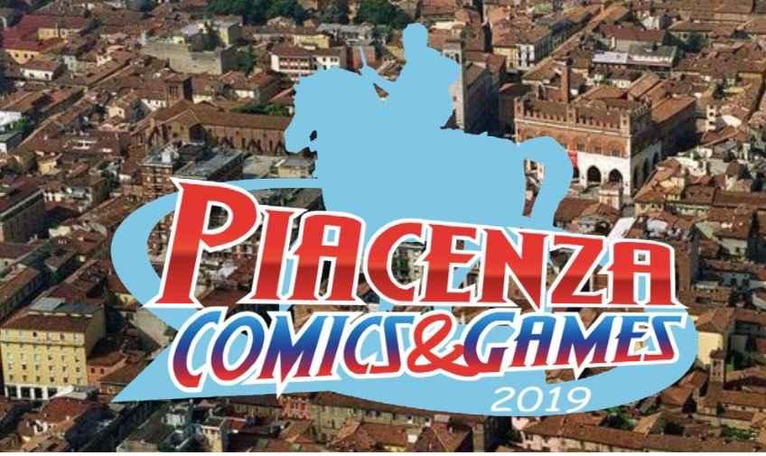 Piacenza Comics & Game, il 3 maggio al via l'edizione 2019
