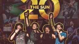 Il nuovo concerto dei The Sun