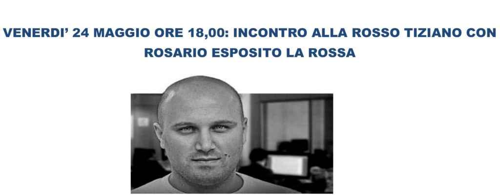 Rosario Esposito La Rossa