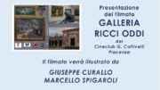 """Presentazione del filmato """"Galleria Ricci Oddi"""""""