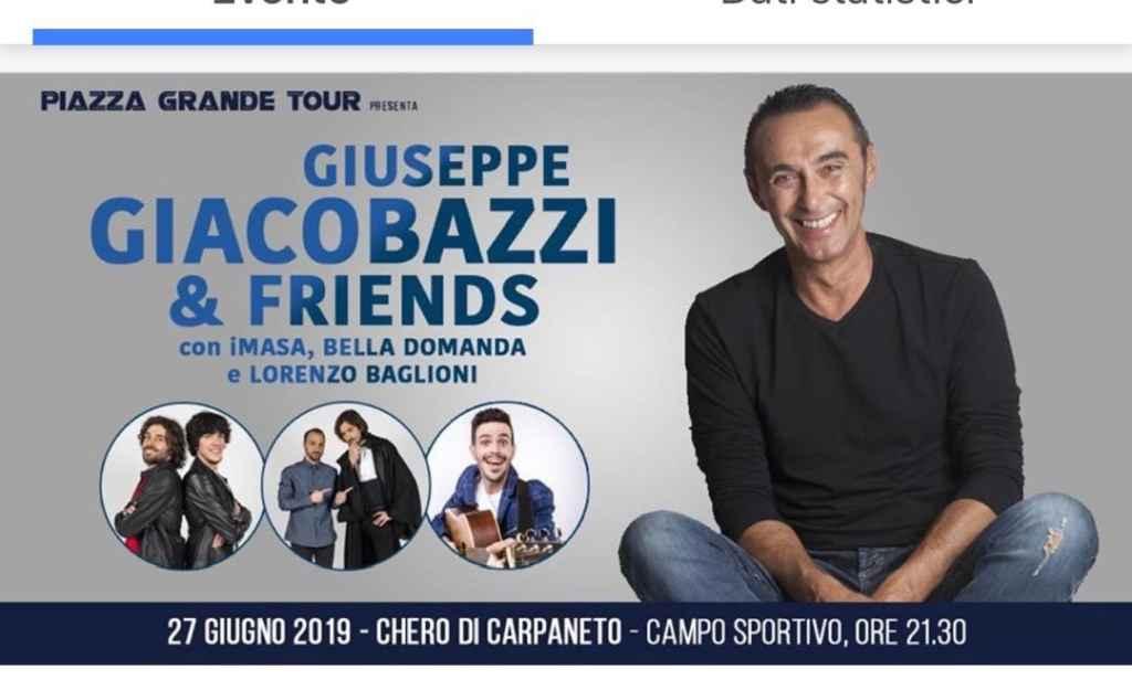 Piazza Grande Tour 2019