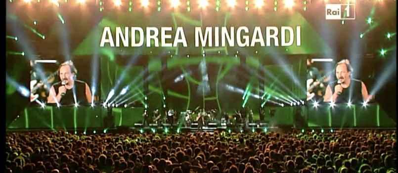 Andrea Mingardi ad Alseno Piazza Grande
