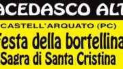 """Festa della Bortellina """"Sagra di Santa Cristina"""""""