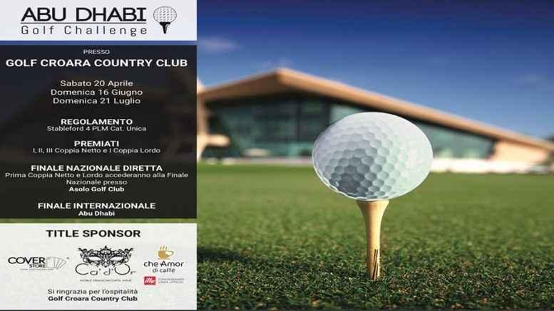 Gare di Golf al Croara Country Club