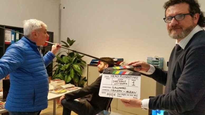 Presentazione del film Nero Fiorentino