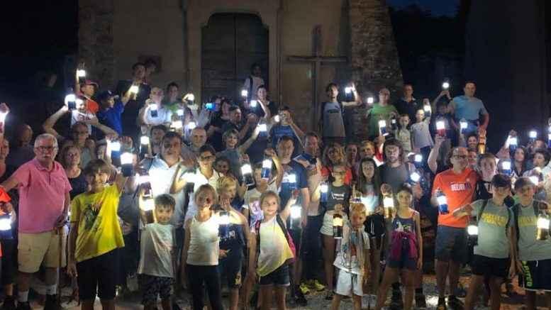 marcia delle Lanterne a Pecorara