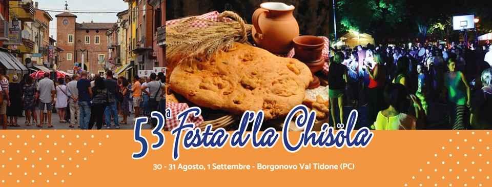 53ª Festa d'la Chisöla a Borgonovo val Tidone