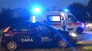Incidente mortale nei pressi di Travo Fabrizio Brizzolesi