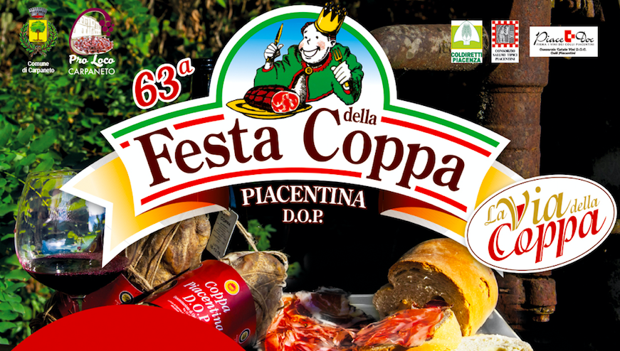 Festa della Coppa Piacentina Dop a Carpaneto